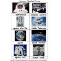 Astronaut Classified Cards - PDF File Only