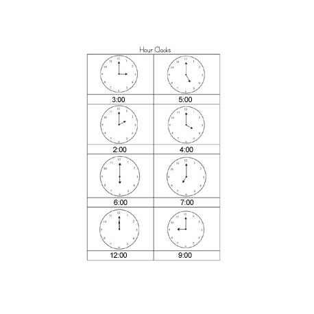 Clock Nomenclature PDF File